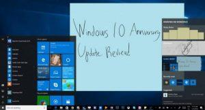 Windows 10周年:有你想知道的大部分内容