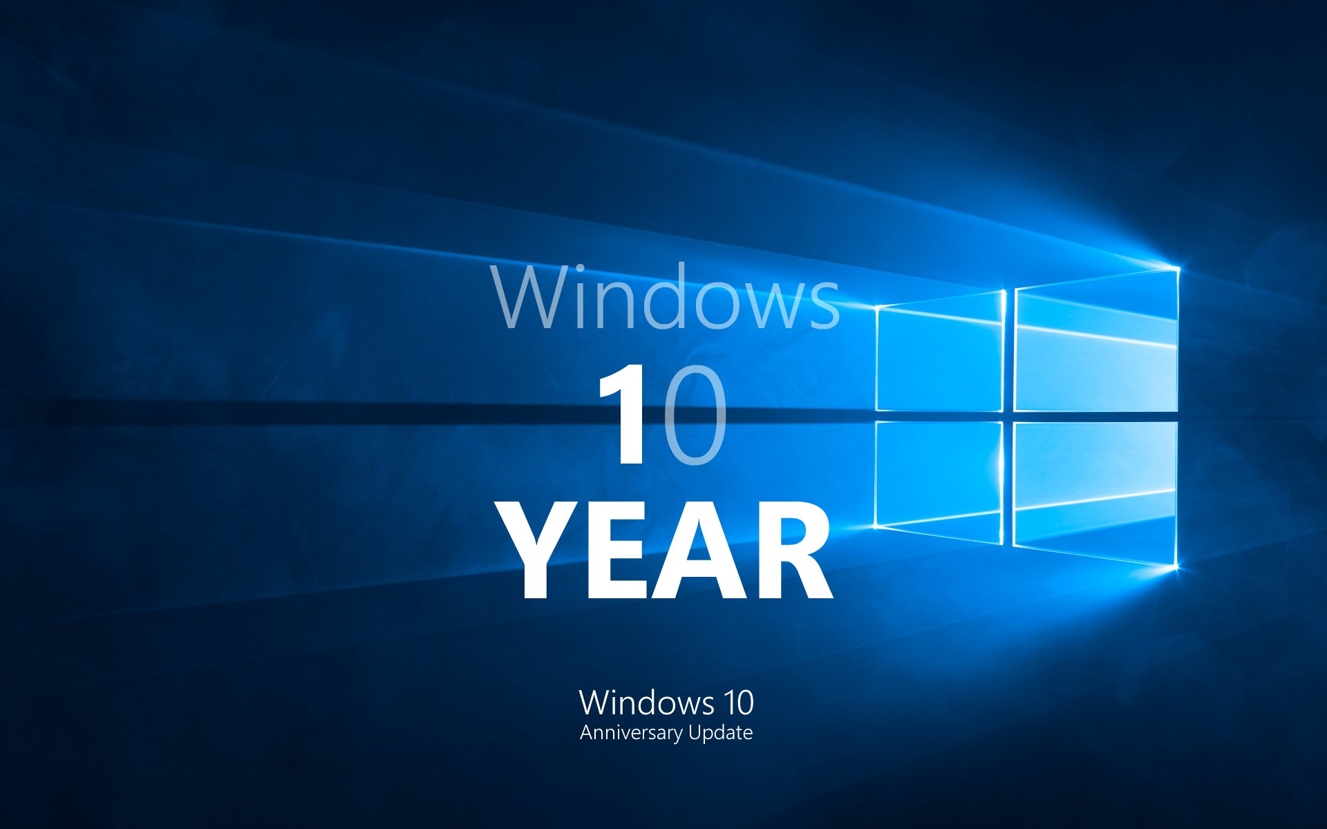Windows 10一周年 Version 1607 (Updated Jul 2016)简体中文镜像