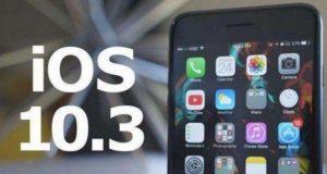 iOS10.3正式发布